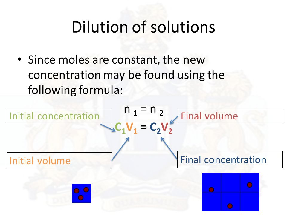 Concentration Ppt Download