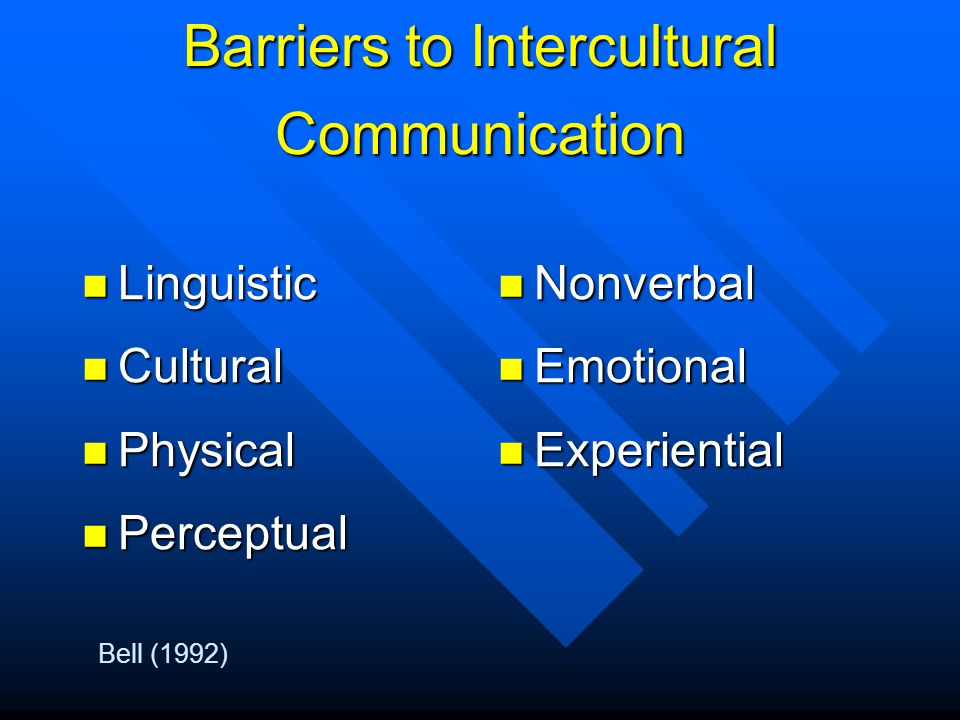 Intercultural Communication - ppt video online download