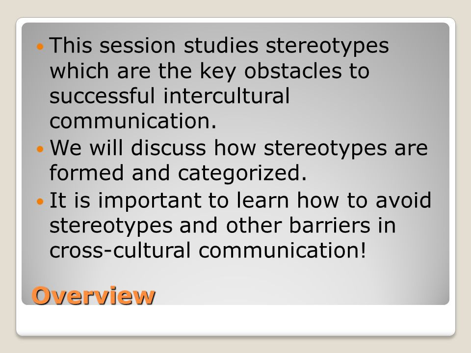 reasons why intercultural communication is important