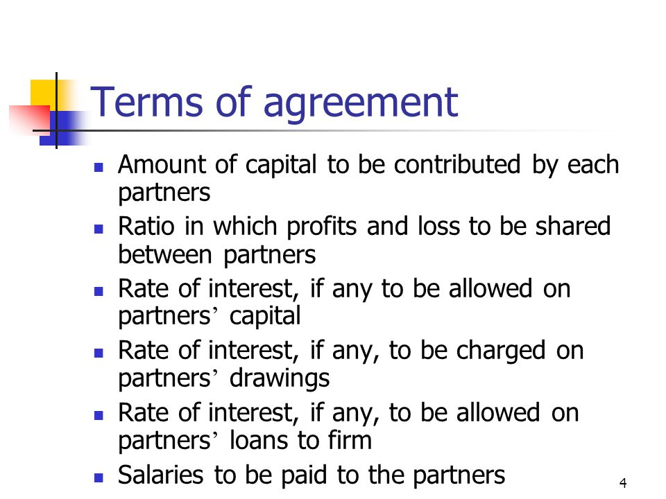 Introduction Of Partnership Accounts Ppt Video Online Download