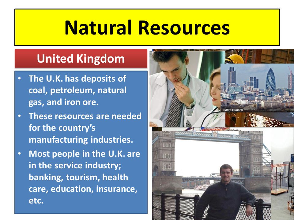 Natural Resources United Kingdom