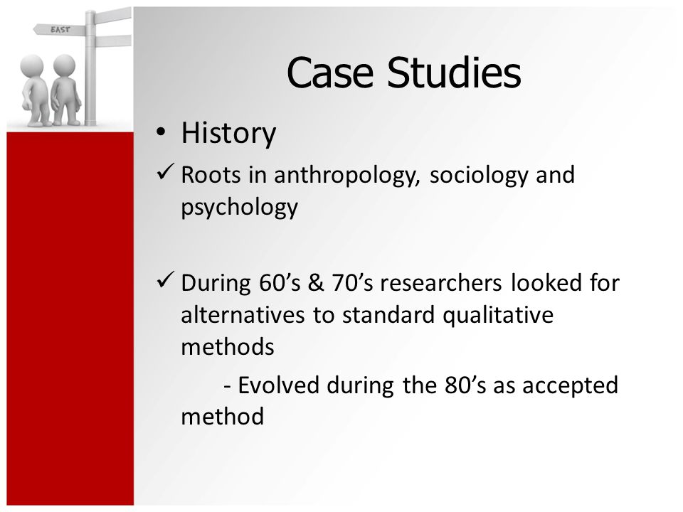 research methods case study
