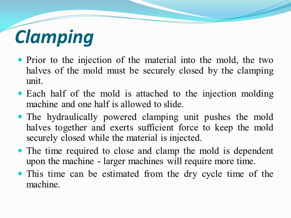 PLASTIC INJECTION MOLDING MACHINE - ppt video online download