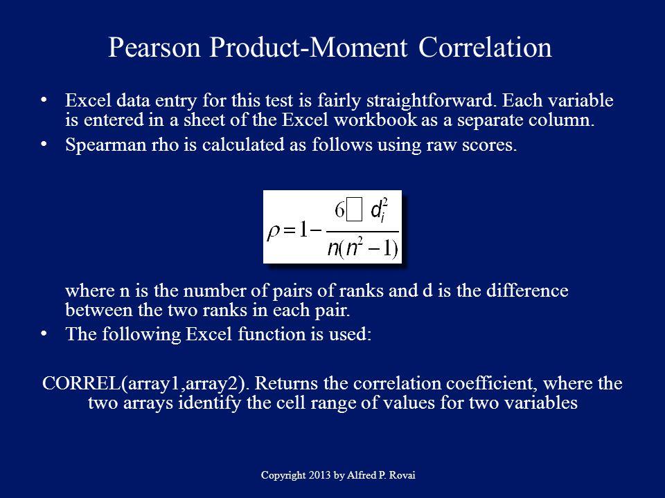 Spearman Rank Order Correlation Test Ppt Video Online Download