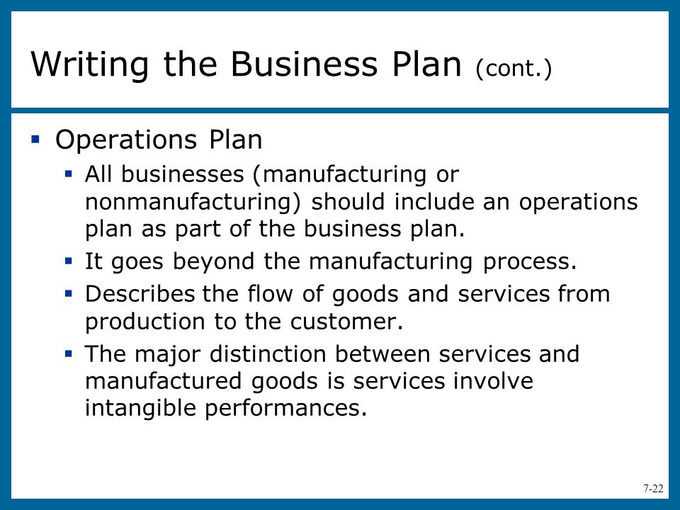Operations Business Plan. 10+ Business Operational Plan