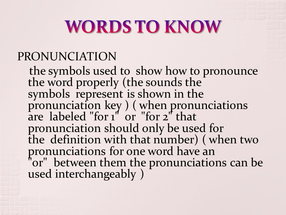 Dictionary Ppt Video Online Download