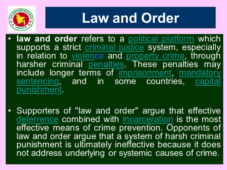 italian criminal justice system Criminal justice system paper a criminal justice system is a set of legal and social institutions for enforcing the criminal law in accordance with a defined set of procedural rules and limitations.