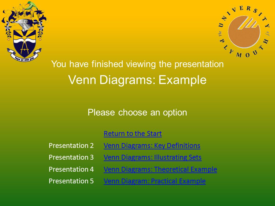 Unit 10 logic and venn diagrams ppt video online download 8 venn diagrams example ccuart Image collections