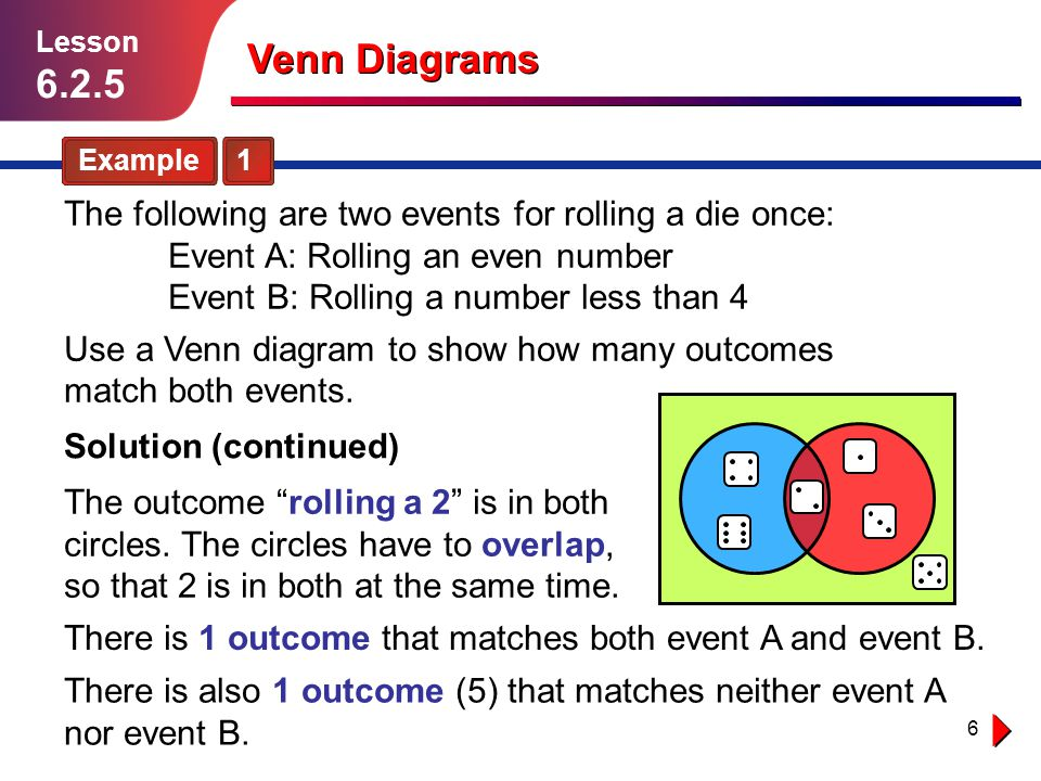 Venn Diagrams Lesson Ppt Video Online Download