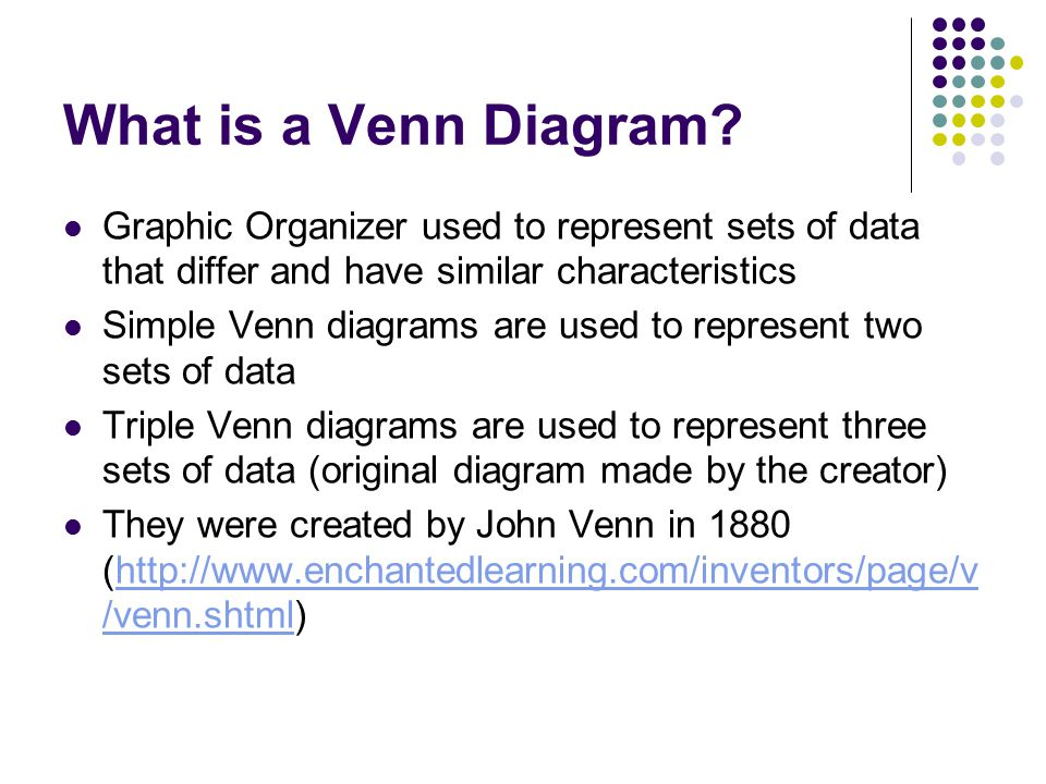 Venn Diagrams Ppt Video Online Download