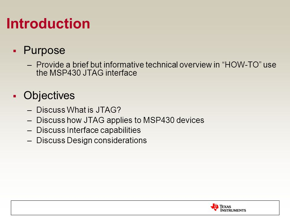 Ultra-Low Power   High Integration   Easy-to-Use - ppt video