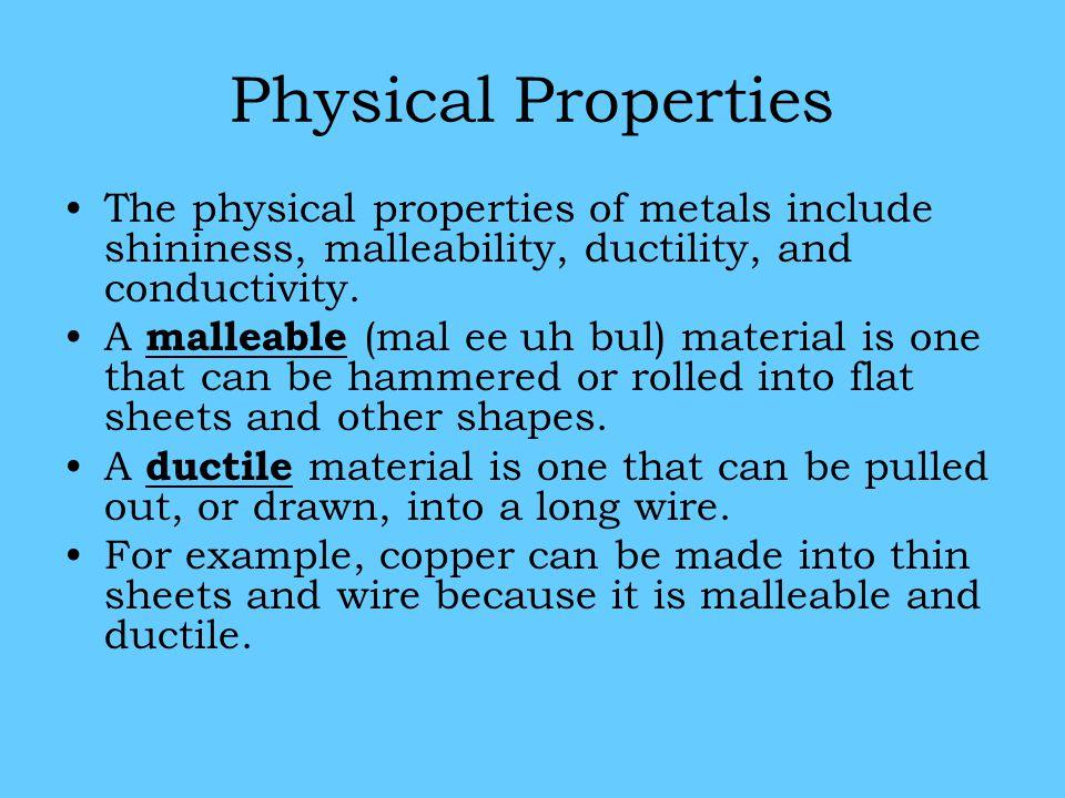Metals. - ppt video online download