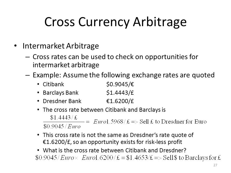 The Foreign Exchange Market Ppt Video Online Download