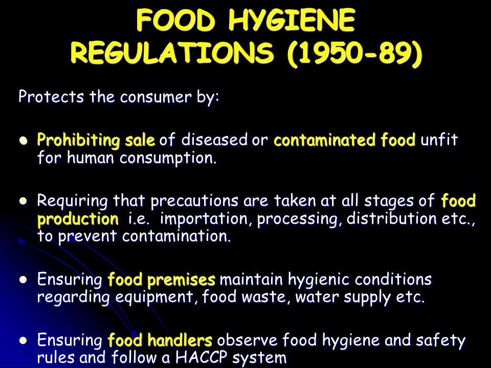 Food Safety Hygiene Ppt Video Online Download