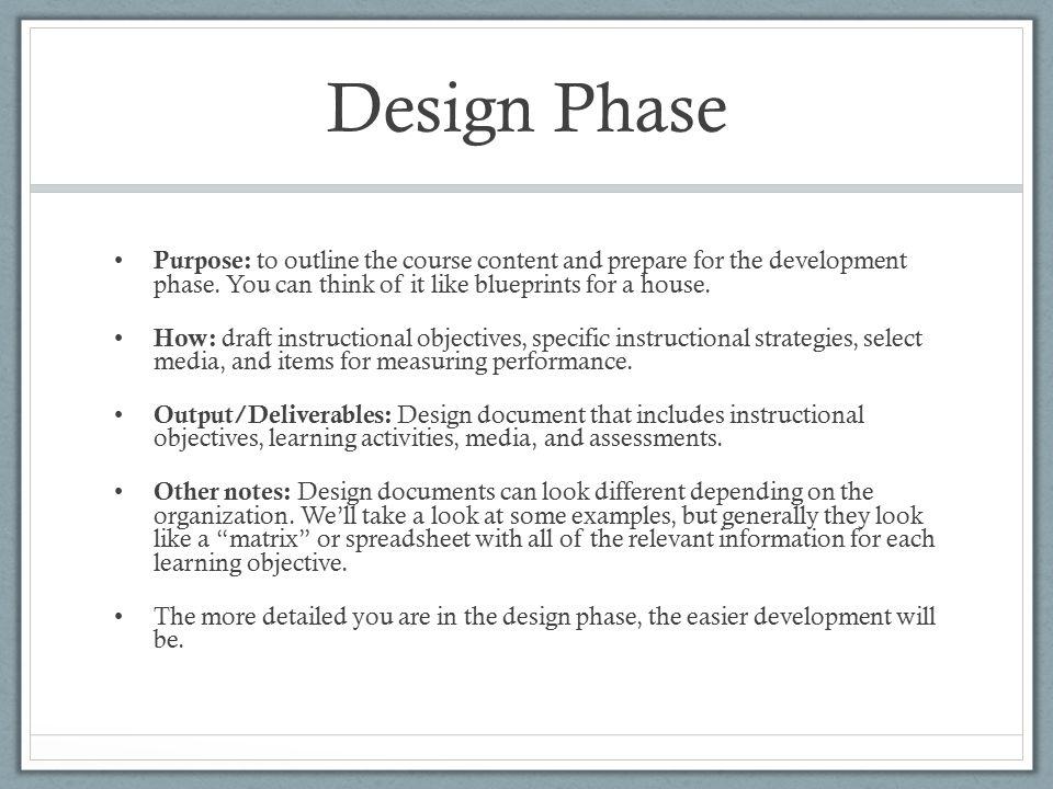 Instructional Design Dr Lam Tecm Ppt Download