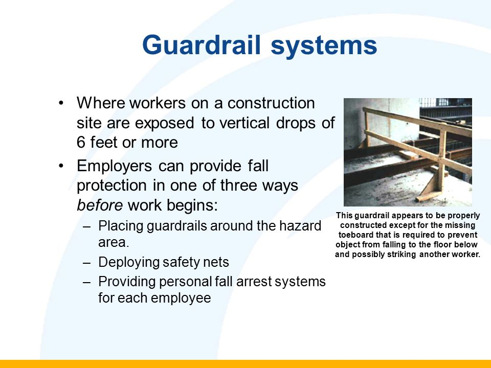 Safety For Working In High Places Ppt Video Online Download