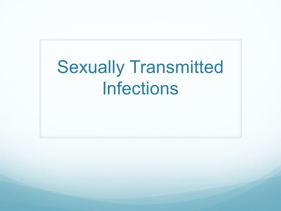 Embarrassing bodies sexually transmitted infections parasites