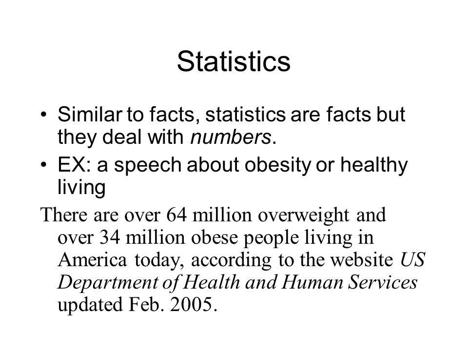 attention grabber for obesity speech