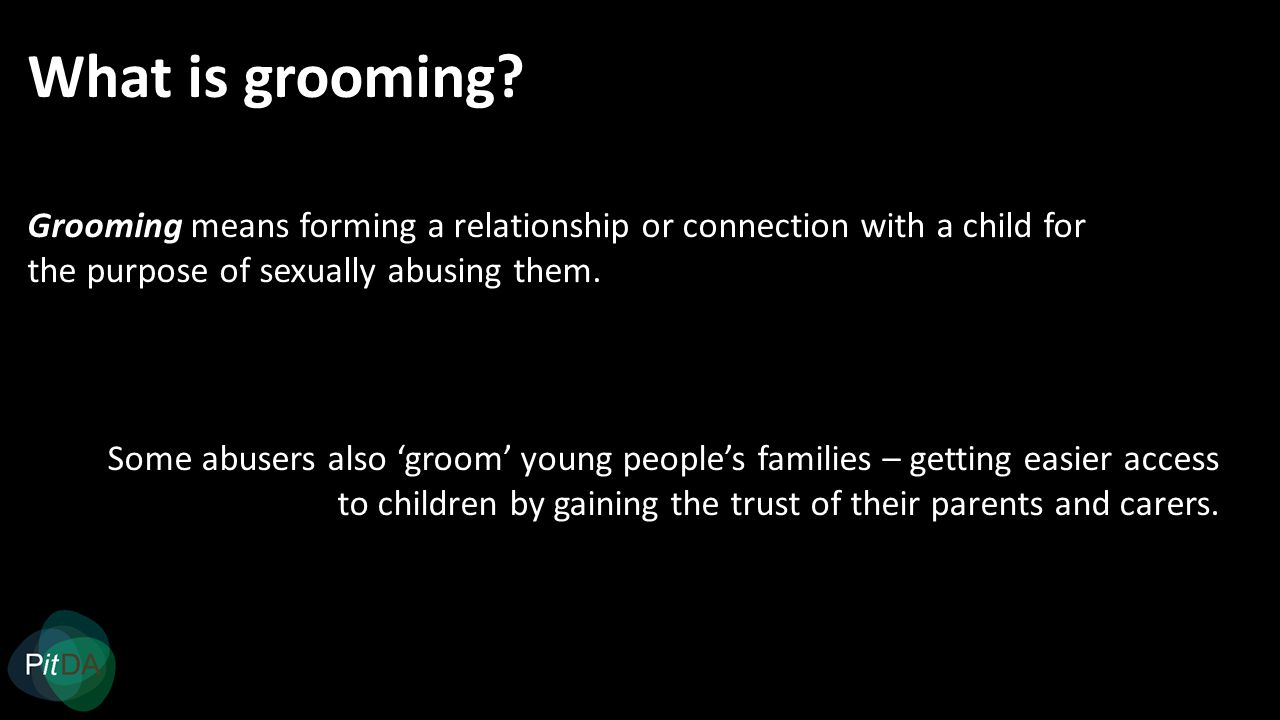 Grooming What is