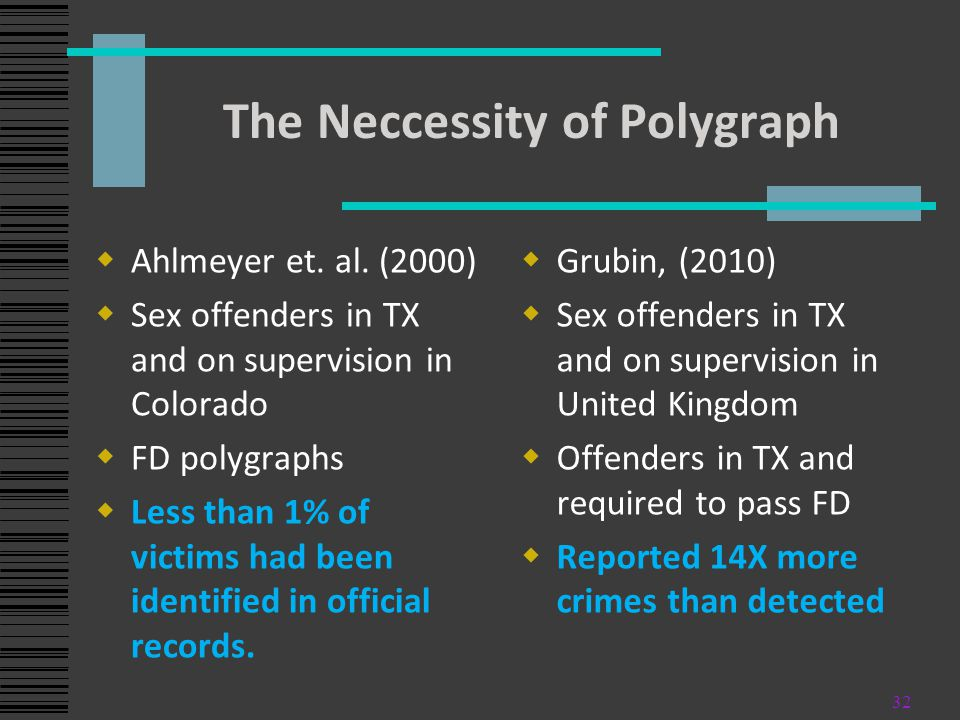 Sex Offenders: What Professionals Should Know - ppt download