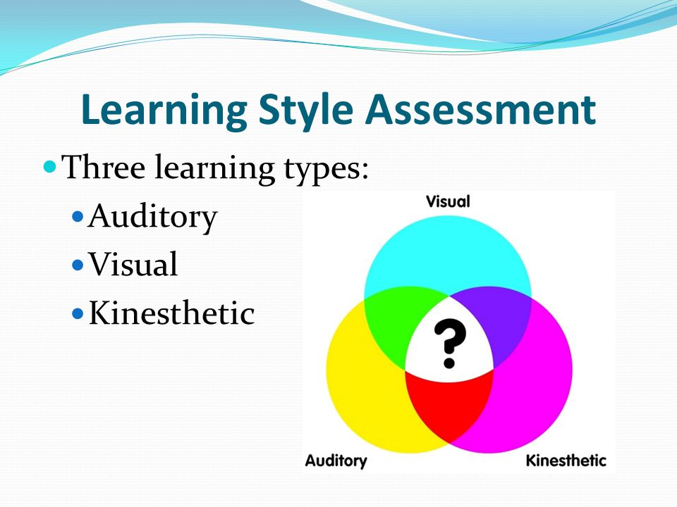 individual learning styles an overview of An individual's learning style is the way he or she concentrates on, processes, internalizes, and remembers new and difficult academic information.
