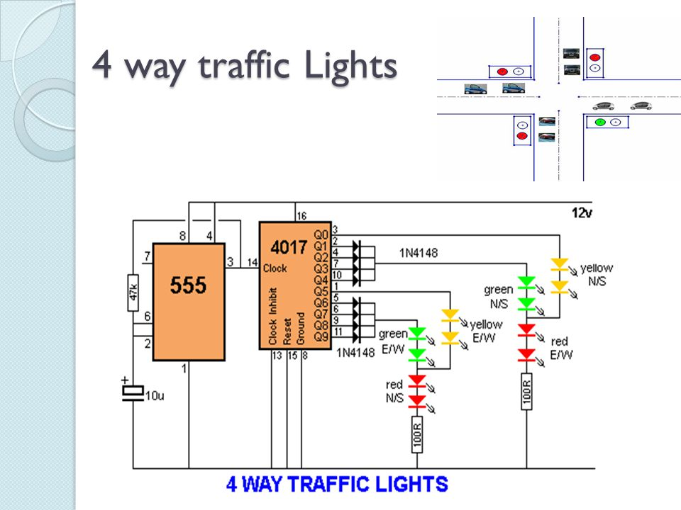 Presentation Topic 4 Way Traffic Lights. - ppt download