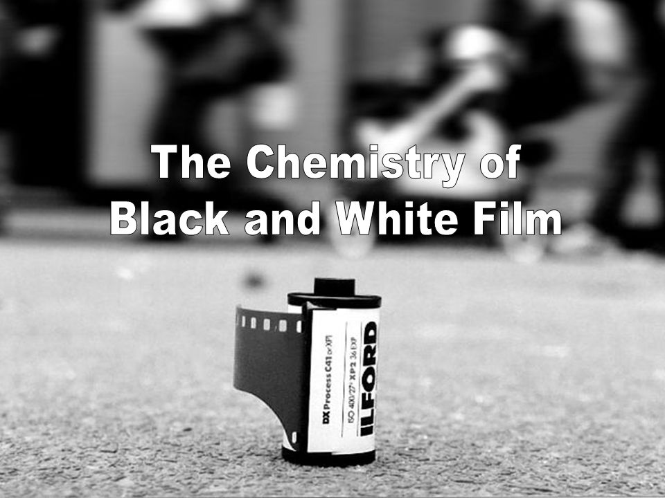 7 the chemistry of black and white film