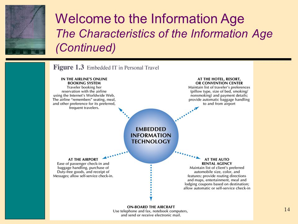 the information age and the concerns of The information age is an account of the role of information in contemporary society[2] manuel castells describes the shift from an industrial society to an informational society, which started in the 1970s [3] this network society is structured around networks instead of individual actors, and works.