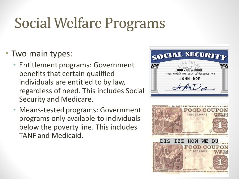 Social Welfare Policymaking - ppt download