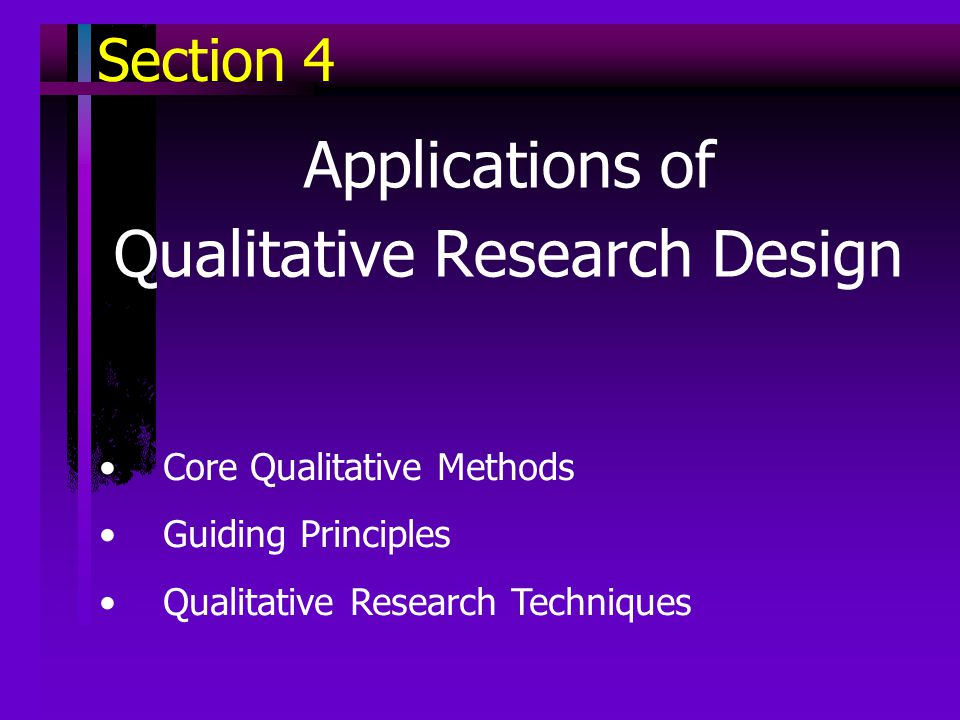 sections of a qualitative dissertation In this article, a newly minted phd shares seven lessons learned during the process of preparing a dissertation based on qualitative research methods while most of the lessons may be applicable to any kind of research, the writer focuses on the special challenges of employing a qualitative.