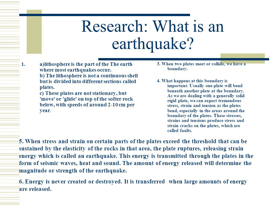Bibliography For Natural Disaster Project