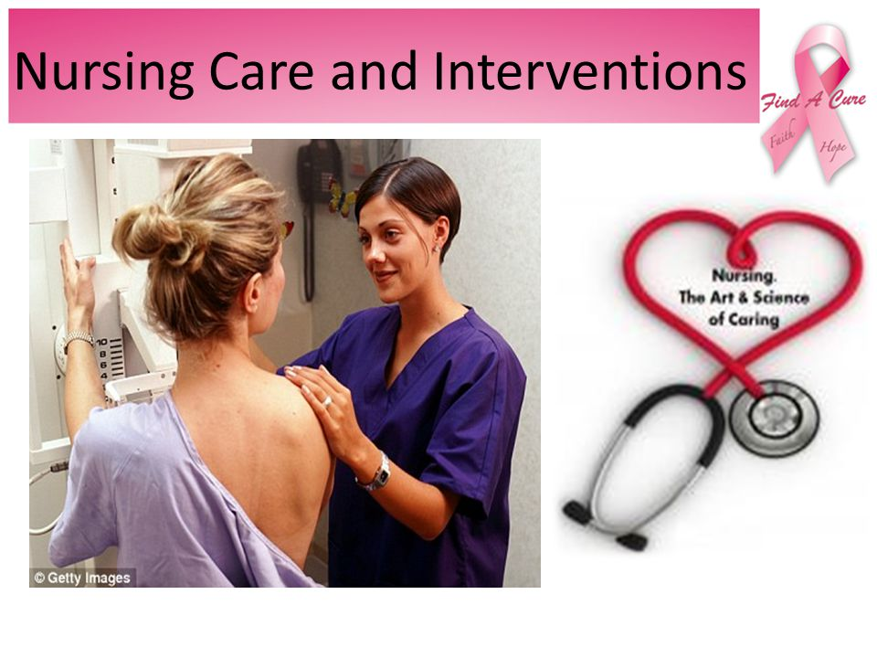 Nursing Care and Interventions