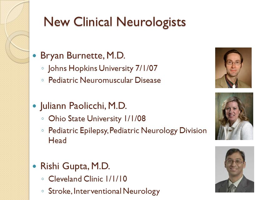 Neurology Residency Program Vanderbilt University Medical
