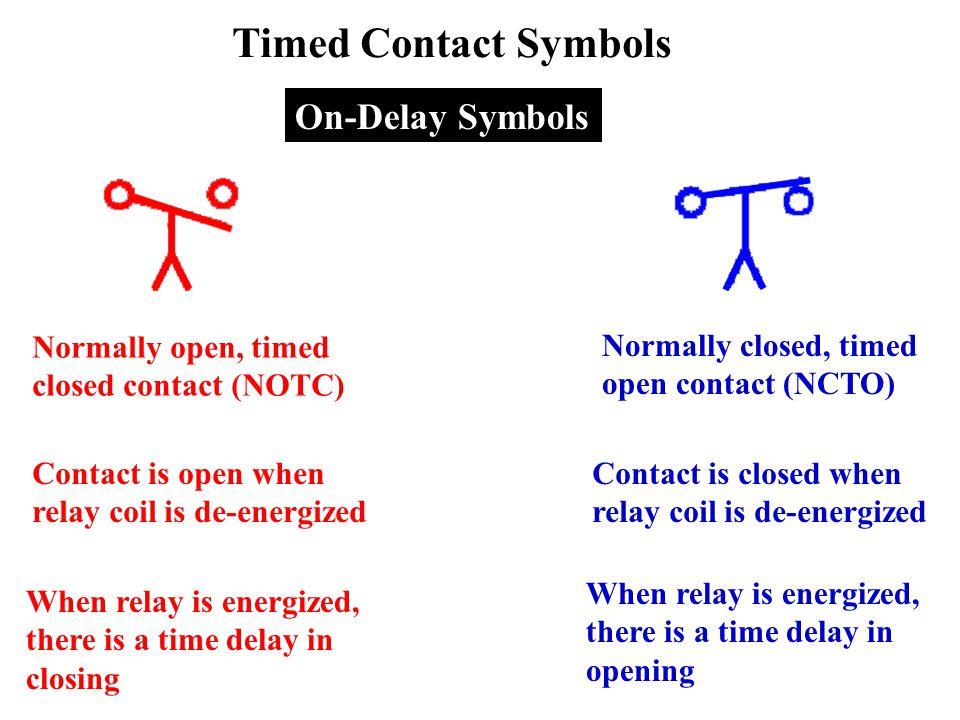 Time Delay Relay Symbols Free Download Playapk