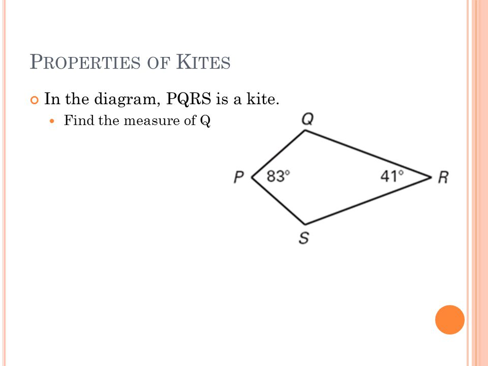 85 Use Properties Of Kites And Trapezoids Ppt Video Online Download