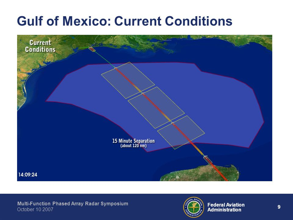 Gulf of Mexico: Current Conditions