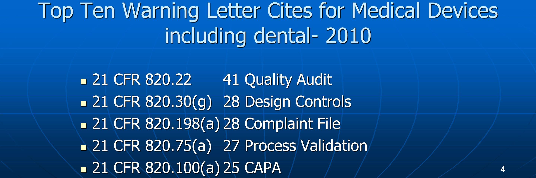FDA Update 2011 presented by Bennett Napier, CAE - ppt video online