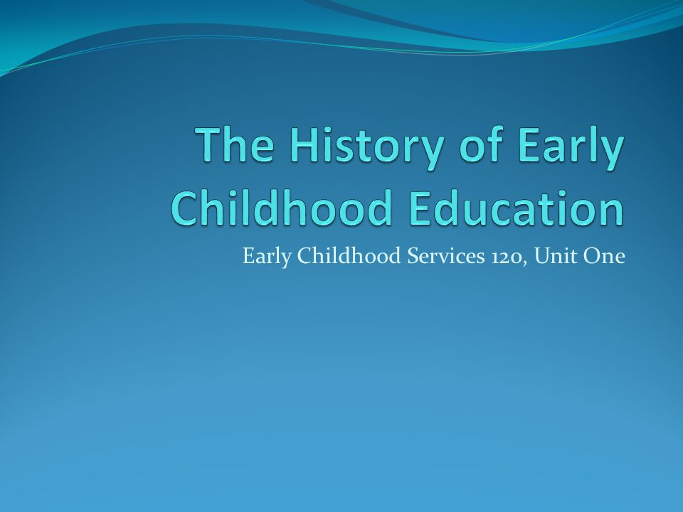 the politics of early childhood education essay Essay topics in early childhood education essay topics in early childhood education he has all the right terms to display his thoughts on emotions and all addendum paperwork.