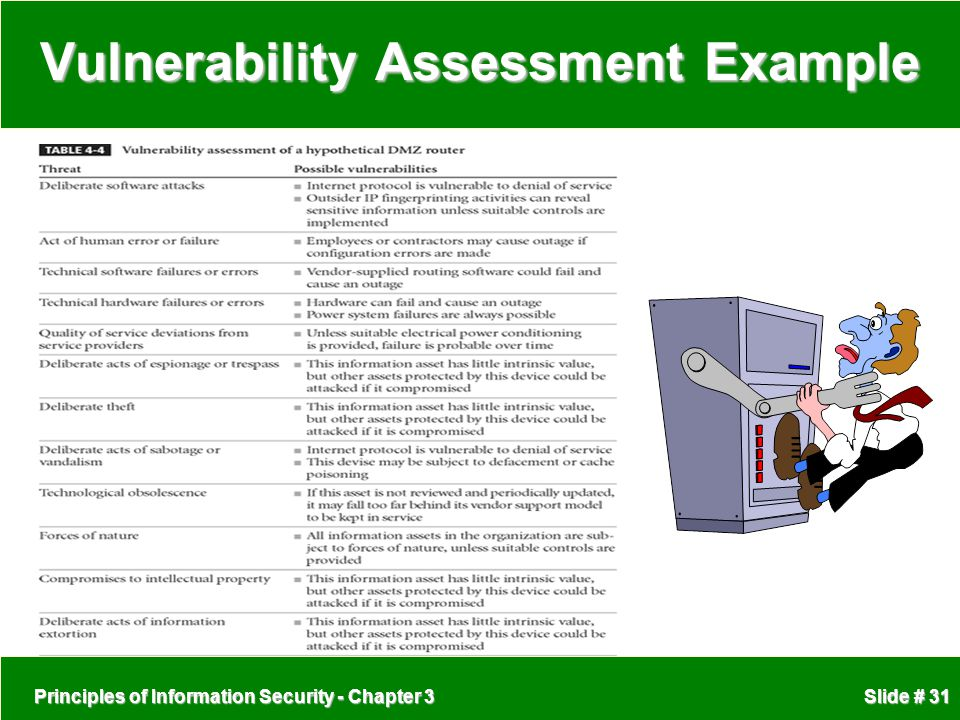 Famous Vulnerability Assessment Template Illustration Professional - Vulnerability assessment template