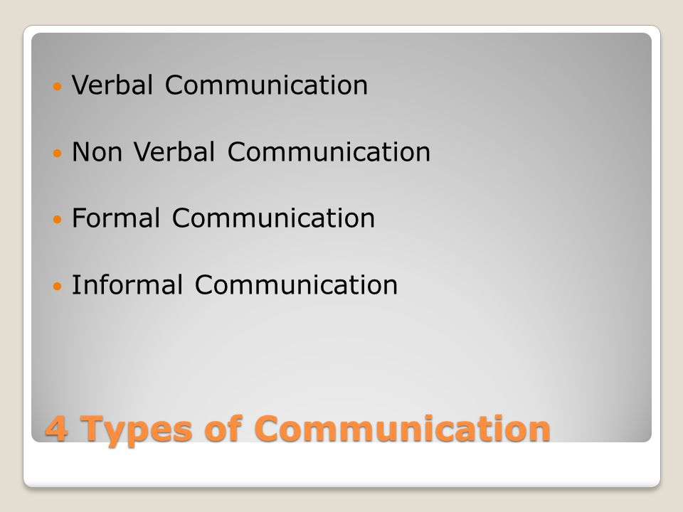 types of group communication Group communication is both a science and an art behavioral scientists and management theorists have attempted to discern patterns in group communication and prescribe methods of increasing.