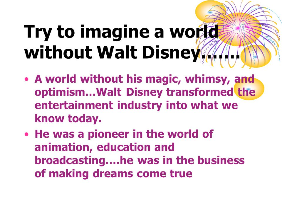 The Walt Disney Company Ppt Video Online Download