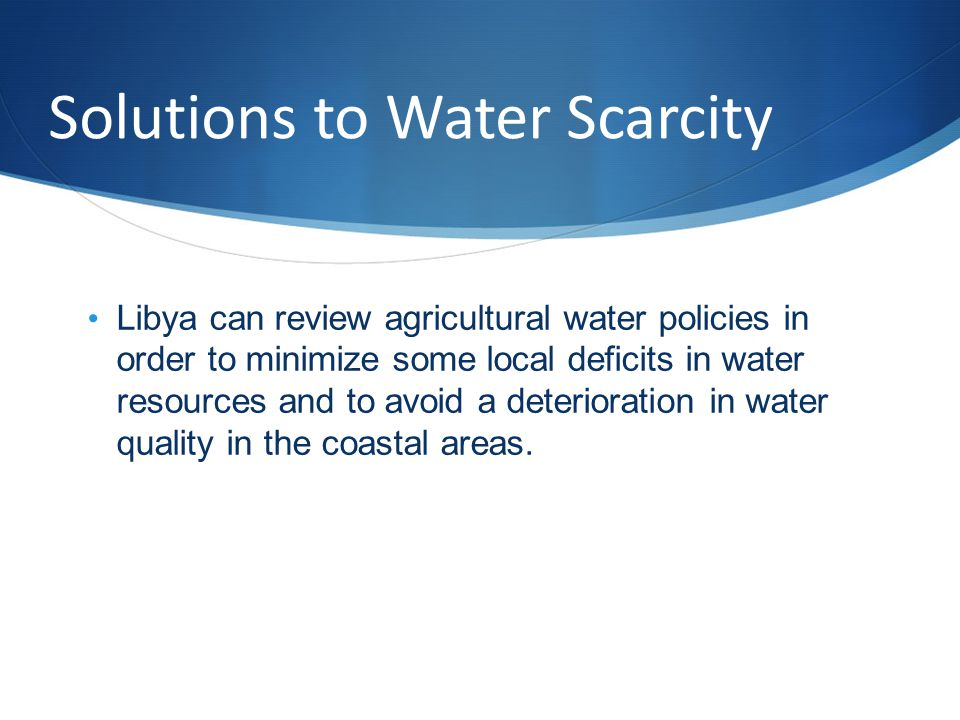 creative and innovative solutions to water scarcity One case of this innovative solution thinking was already shown during the drought when water reservoir levels reached critically low levels most of the reservoirs in puerto rico were built prior to 1955 [4], and as a result, most have drastically reduced capacities today.