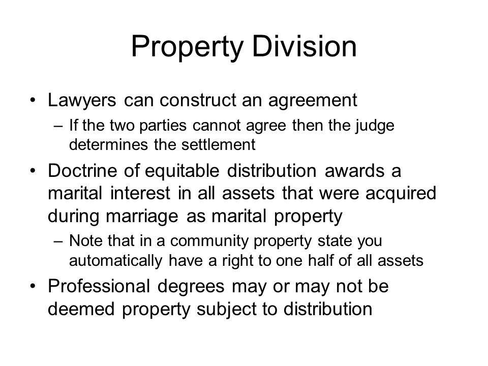 Family Law Chapter Ppt Video Online Download
