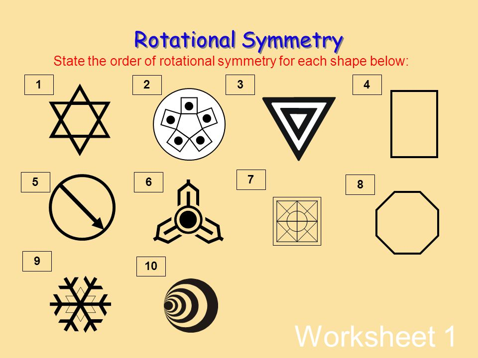 Rotational Symmetry ppt video online download