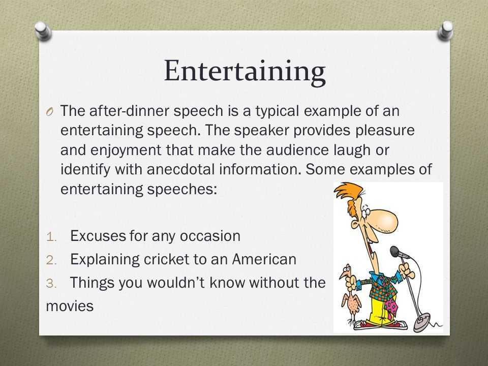 Things to write a persuasive speech on