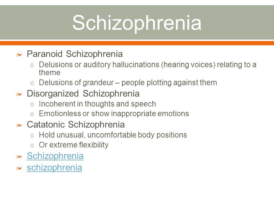 Schizophrenia Definition Psychology >> Psychological Disorder Ppt Download