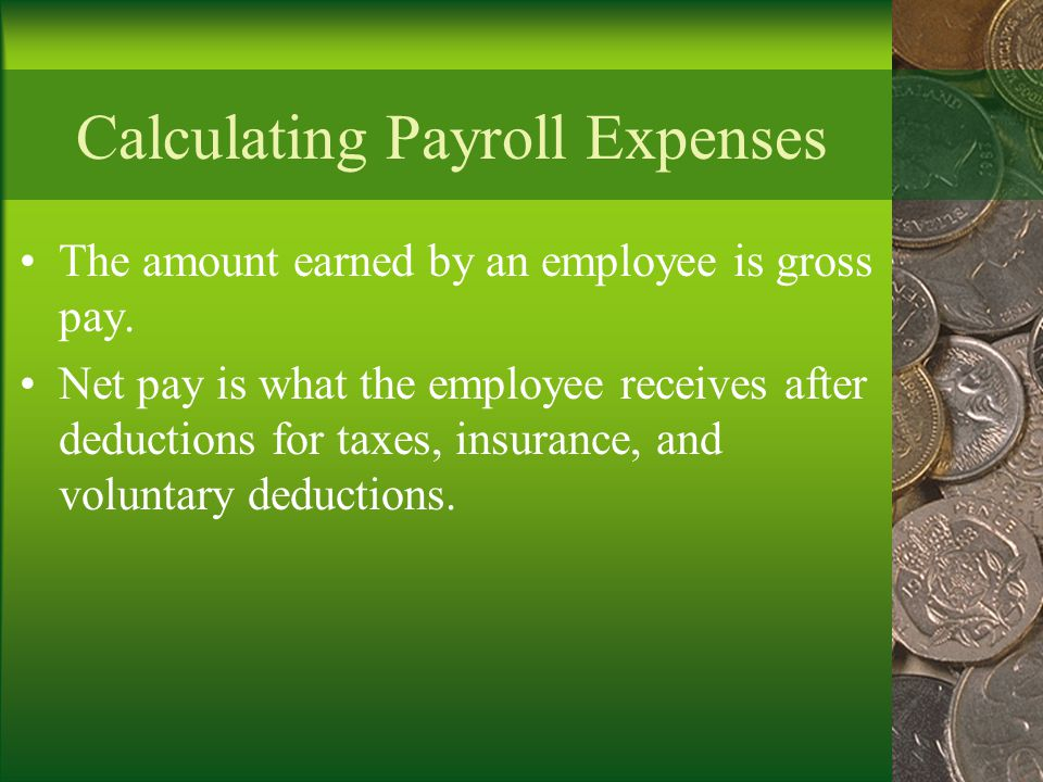 Calculating Payroll Expenses