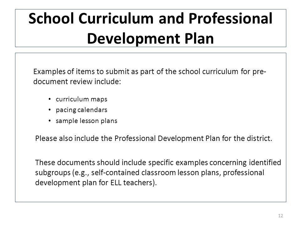 Diagnostic tool for school and district effectiveness dtsde ppt school curriculum and professional development plan maxwellsz