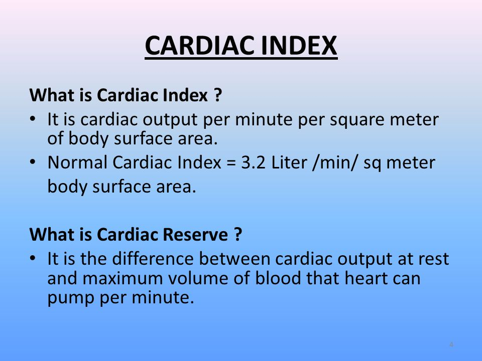 Cardiac output |authorstream.