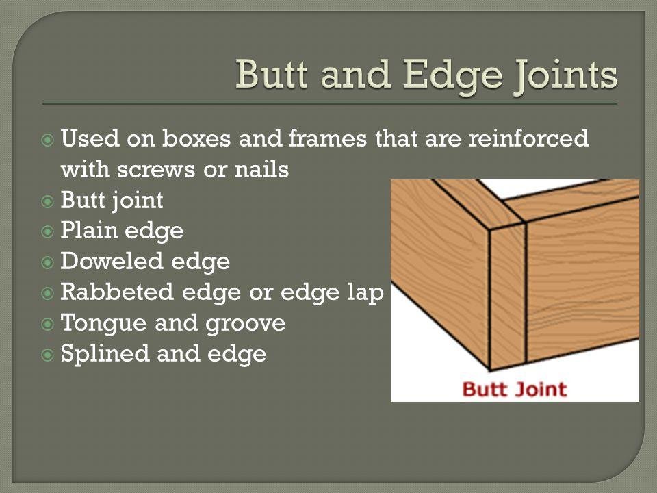 Wood Joints - Ppt Descargar-5684